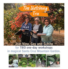Sketching Trio Workshop: Choose One day or both May 25-26, 2019