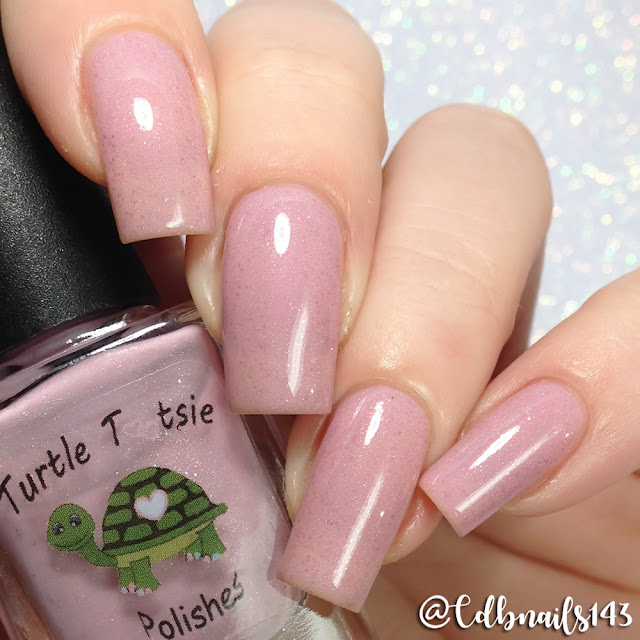 Turtle Tootsie Polish-First Kiss