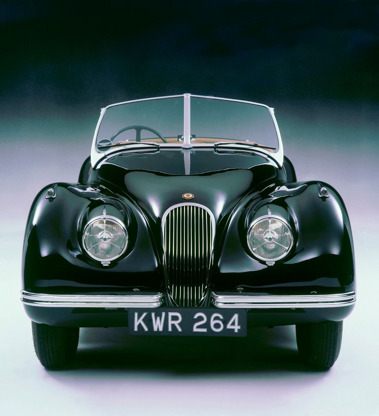 1954 Jaguar Xk140: Vintage Tyres: What Tyre Should I Fit To My Jaguar XK