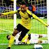 Aubameyang colocou o Borussia Dortmund nas quartas