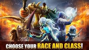 game online android terbaik yang bertemakan MMORPG