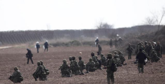 Εβρος: Τουρκική προβοκάτσια με απαγωγές Ελλήνων στρατιωτικών φοβάται η ΕΛ.ΑΣ..