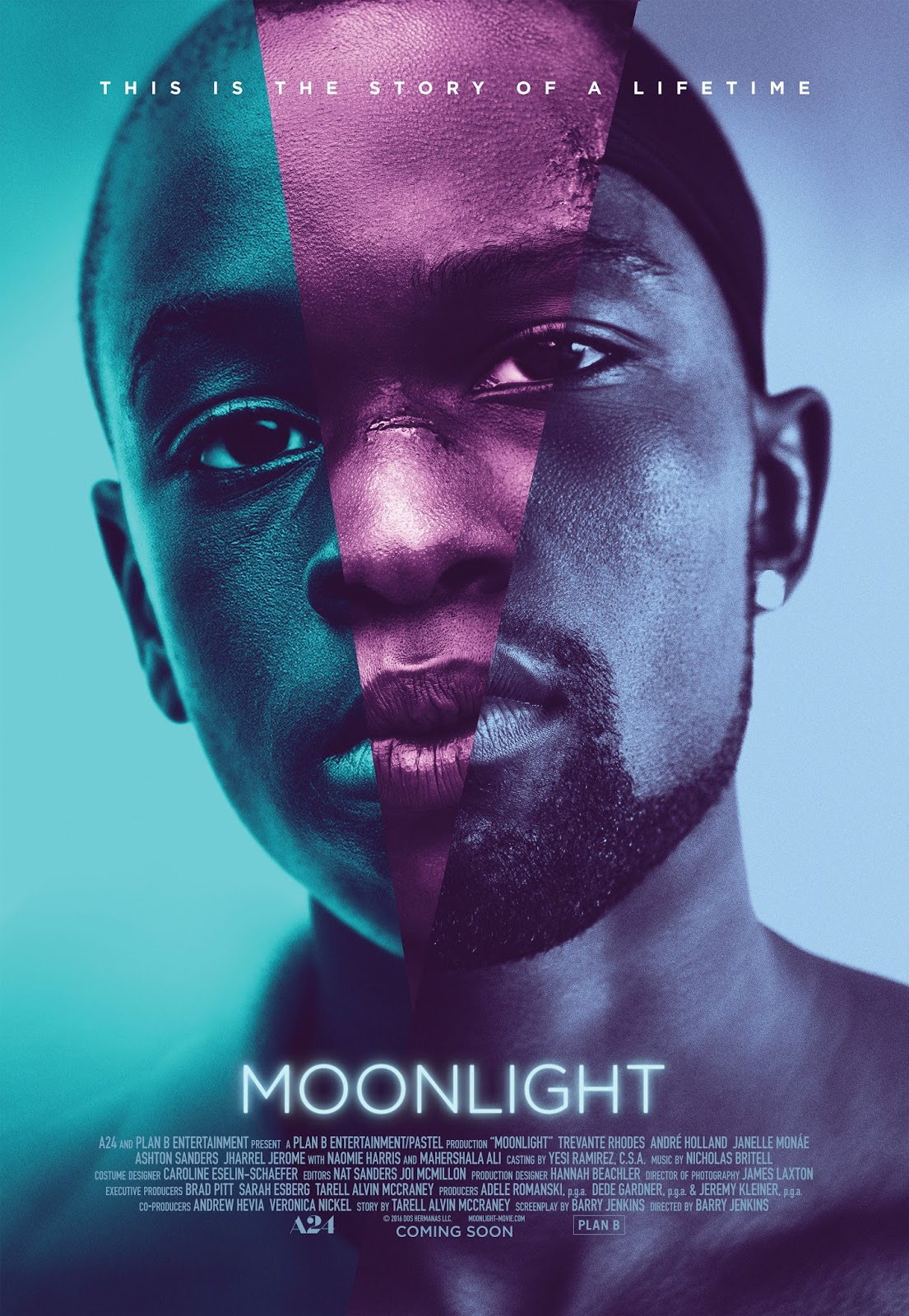 Moonlight – Sob a Luz do Luar Legendado