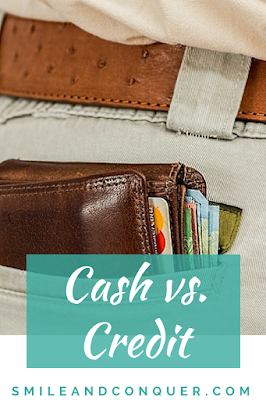 Should you use cash or credit?