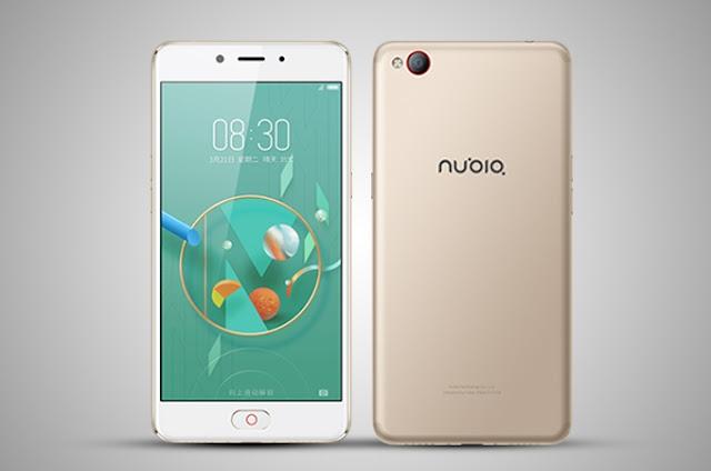 Nubia N2 Smartphone dengan Baterai 5000 mAh Rilis Hari Ini