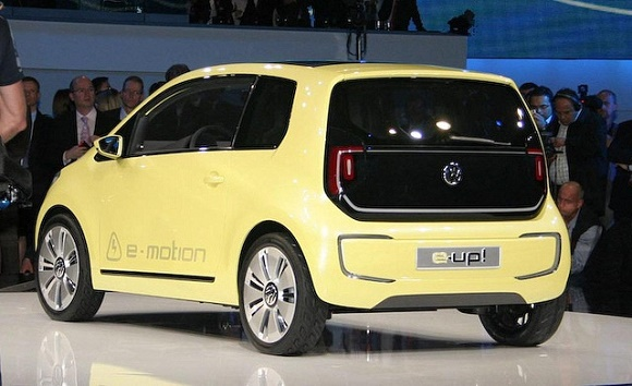 Volkswagen Up 2016