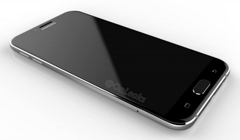 Samsung Galaxy A8 2016 Leaks, Comes With 5.7 Inch Glass Sandwich Design?