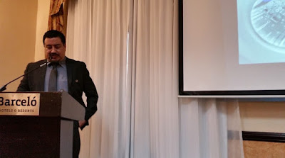 Conferencia Investigadores Red RAICES Joaquin Montenegro
