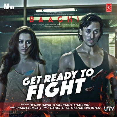 Get Ready To Fight - Baaghi (2016)