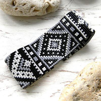 купить браслет из бисера россия подарок девушке парню
