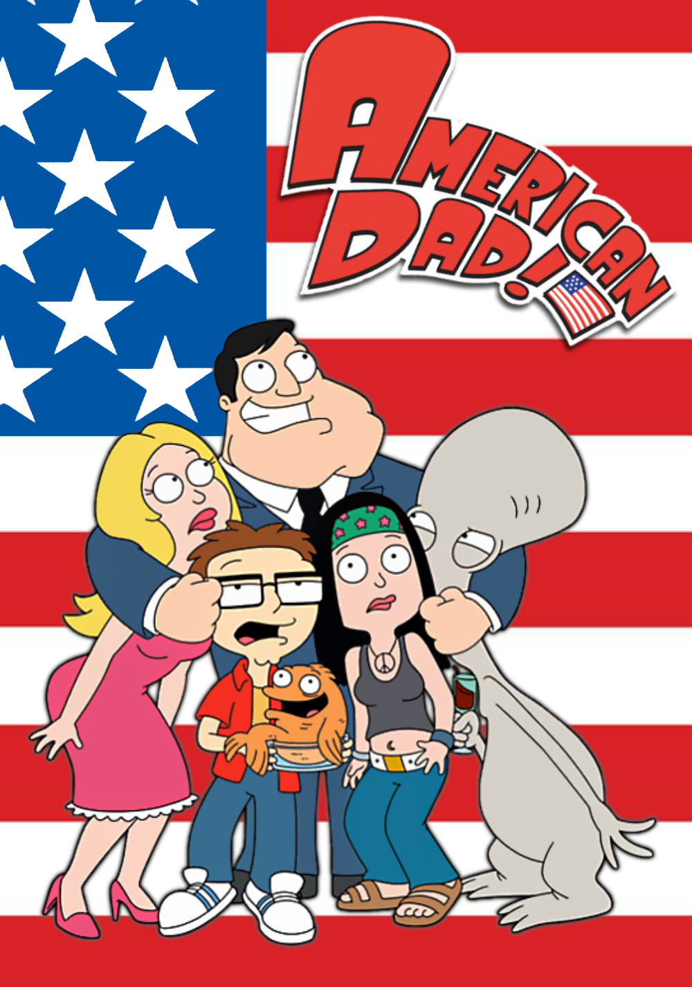 American Dad! (2005) ταινιες online seires xrysoi greek subs