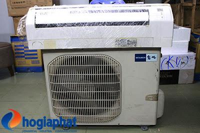 bán máy lạnh cũ mitxubishi