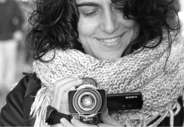 La cámara como escritura, audiovisual, talleres, masterclass, fotografía