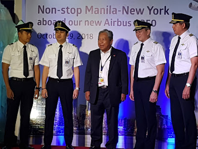 Philippine Airlines Finally Mounts Nonstop Manila-New York Flights