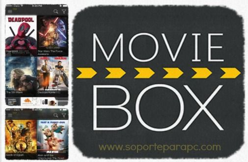 movie box app for iphone