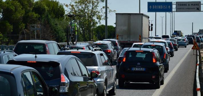 Traffico intenso a Ferragosto: ecco dove