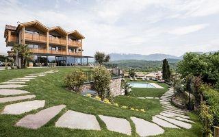 4 Sterne Hotel Torgglhof im Herzen der Südtiroler Weinstraße