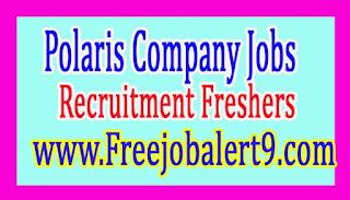 Polaris Recruitment 2017 Jobs for Freshers Apply
