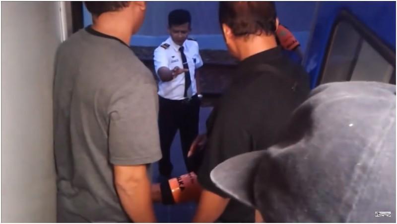 Seorang penumpang KA Jayabaya diusir masinis