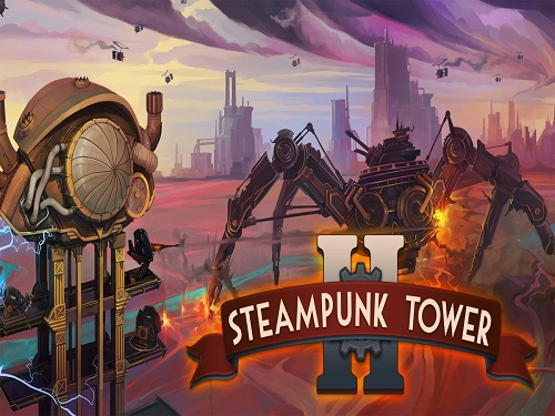 Steampunk Tower 2 Game Free Download
