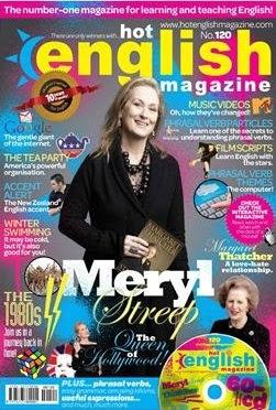 Hot English Magazine - Number 120