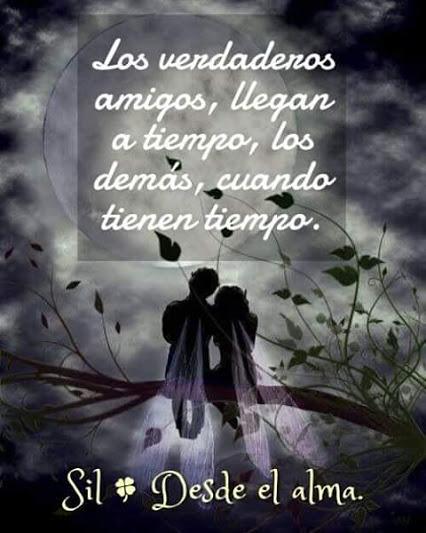 Imágenes De Amor Con Frases Para Amigos Bonitas Imagenes Y