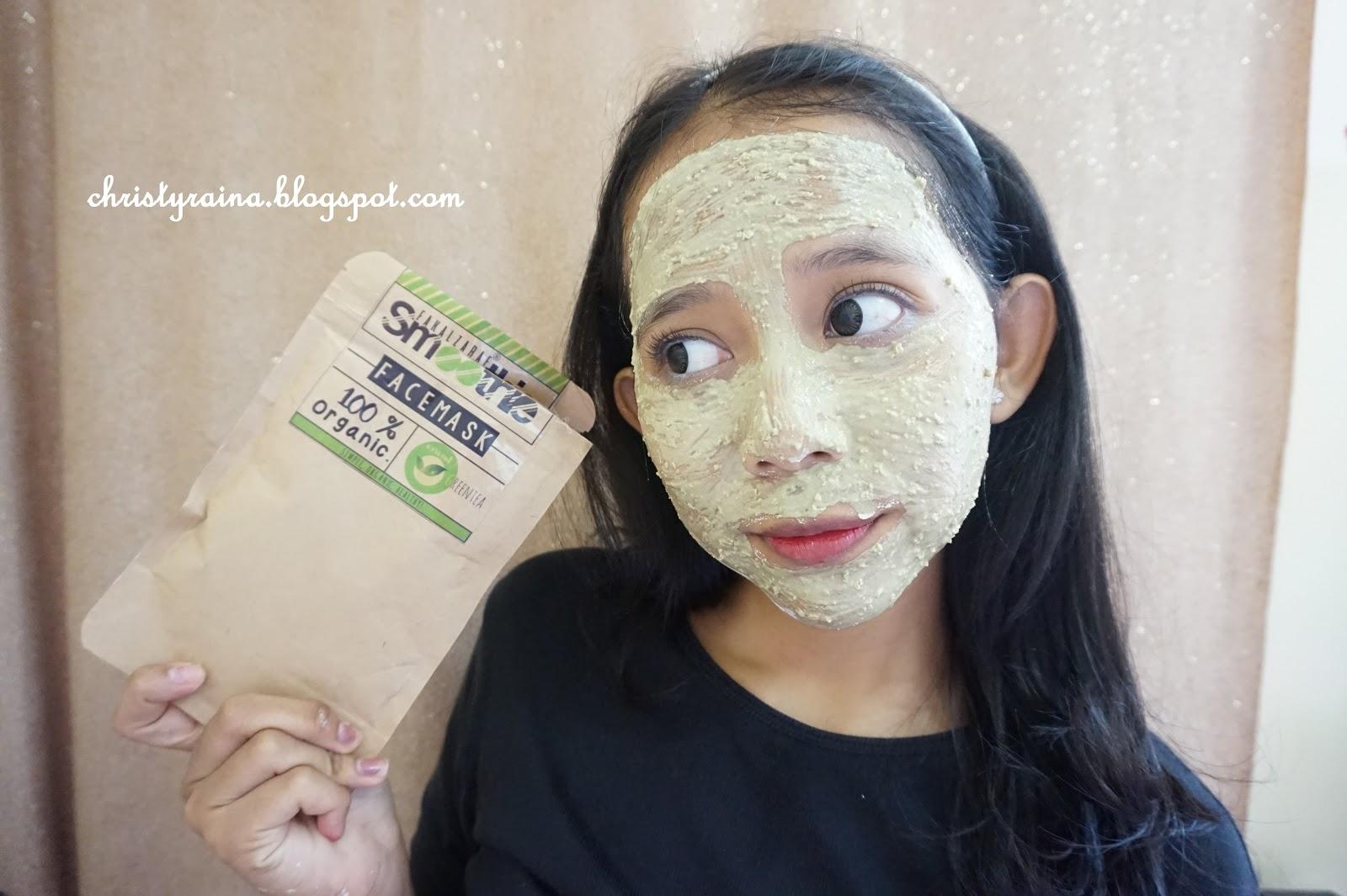 Masker Bubuk 100percent Organik Wajah Green Tea 150 Gr Tirus Bioaqua V Shaped Penirus 100 Mencerahkan Melembabkan Kulit 7271658 1111539690 Christyraina