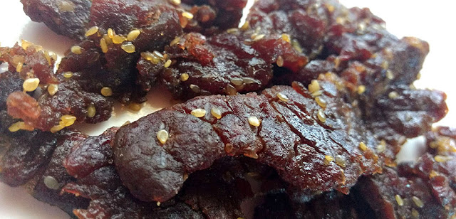 korean barbecue jerky