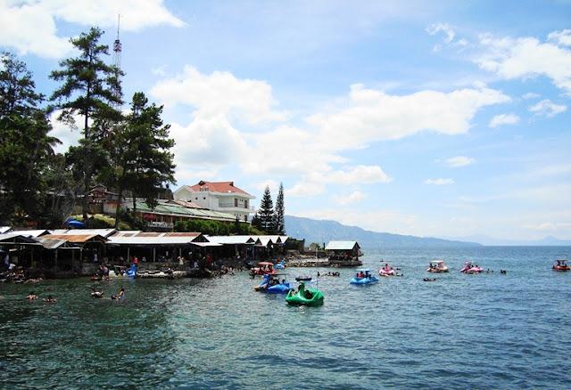 Indonesia Juga Punya , Destinasi Indah Danau Toba