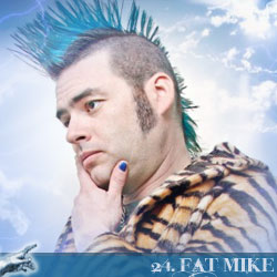 The 30 Greatest Music Legends Of Our Time: 24. Fat Mike