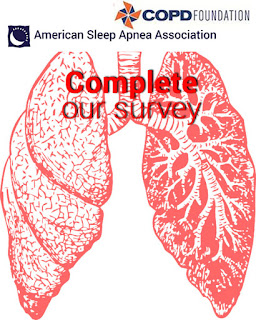 COPD / OSA survey