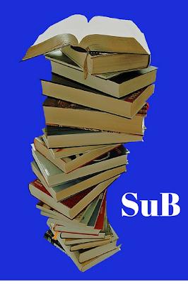 Stapel ungelesener Bücher