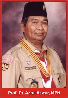 Prof. Dr. Azrul Azwar, MPH