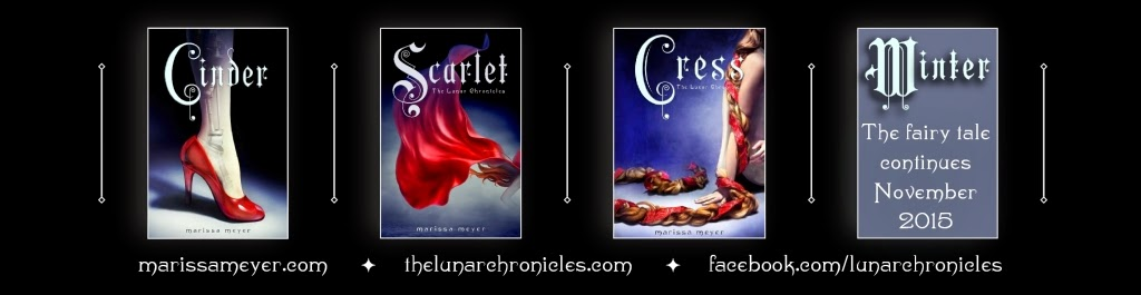 Picture of the Lunar Chronicles by Marissa Meyer