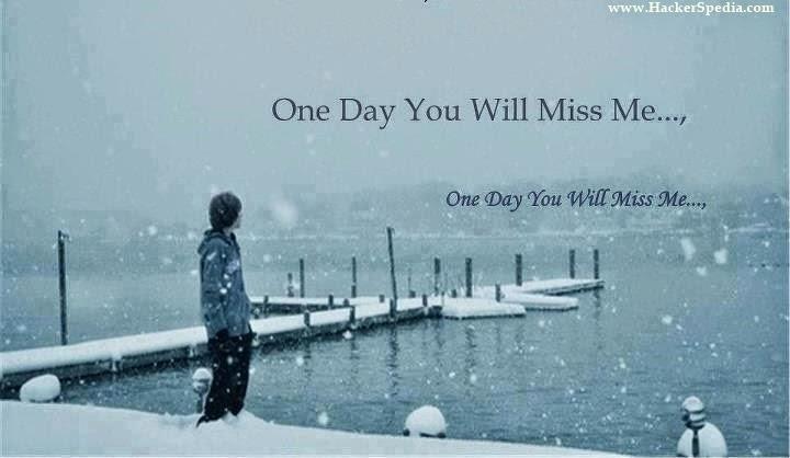 alone boy miss me