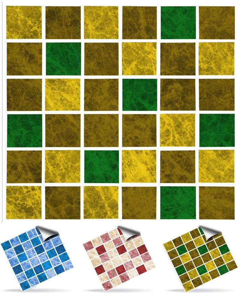 Peel and Stick Tiles | Stick on Tiles Mosaic | Kitchen ...