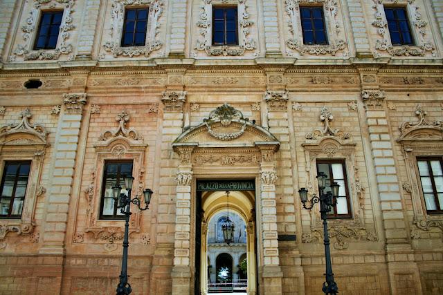 palazzo, monumento, palazzo della provincia
