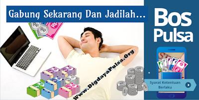 Peluang Bisnis Usaha Jualan Digdaya Reload Pulsa Magetan