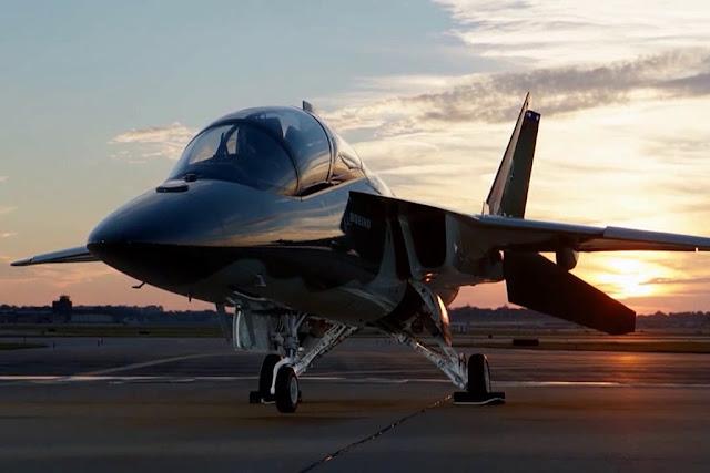 Boeing wins USAF T-X