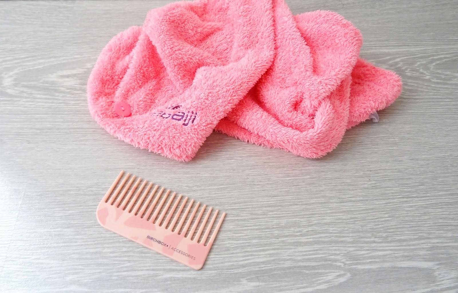 3 gadgets beauté petits prix serviette microfibre cheveux decathlon