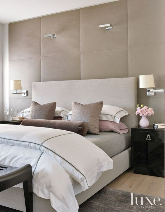 The designer 39 s muse 10 must haves for heavenly master bedroom for Luxe furniture and design