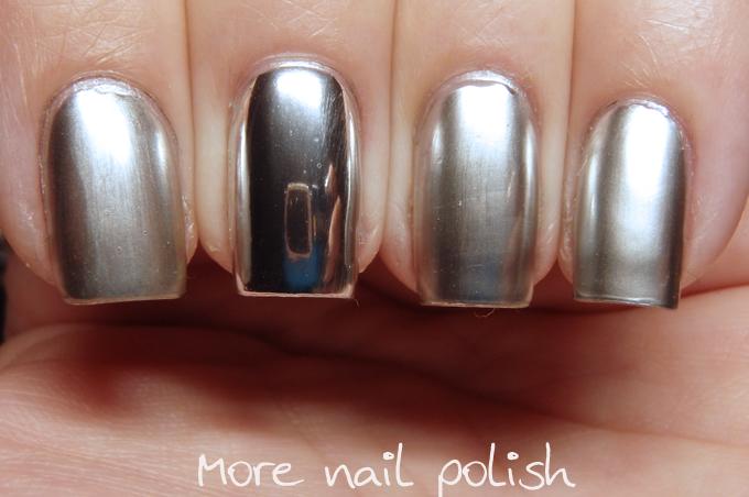 The Polish Chrome Wars Part 2 - Polish Vs Powder chrome edition ...