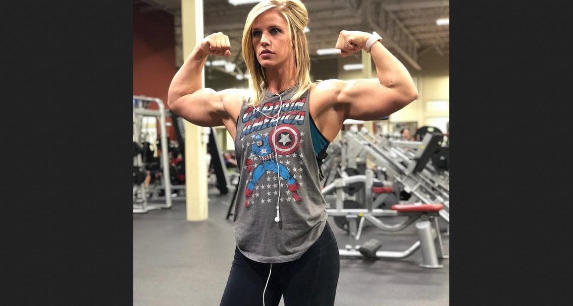 Beautiful Bodybuilder Women (Part 6)