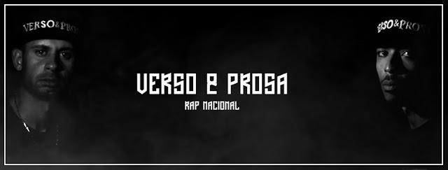 """Verso & Prosa lança o som """"Enquanto Houver Injustiça Haverá Luta"""""""