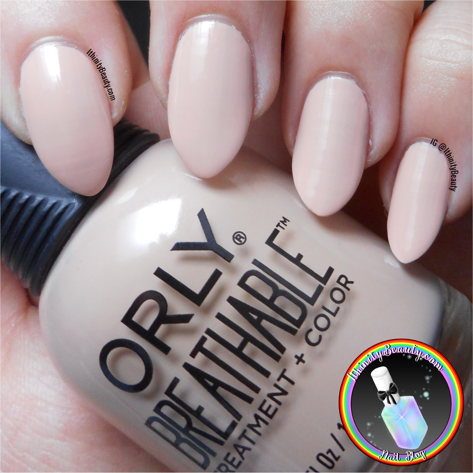 Orly Breathable Nail Polish Reviews