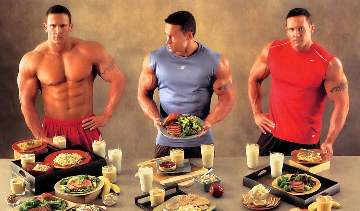 una dieta muy estricta