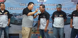 Fernando Dinata Pimpin TeRuci Chapter Angso Duo Jambi