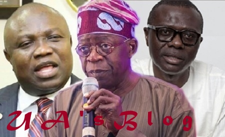 SHOCKING: Ambode's Commissioners Openly Shift Support, Loyalty To Sanwo-Olu, Boast They Can't  be Sacked