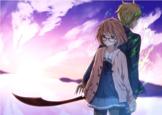 Banyak Orang Yang Nyari Anime Romance Action Dan Kyoukai No Kanata Adalah Salah Satu Terbaik