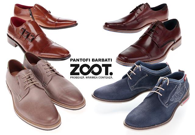 Pantofii barbati Zoot